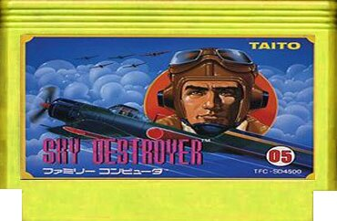 Sky Destroyer online