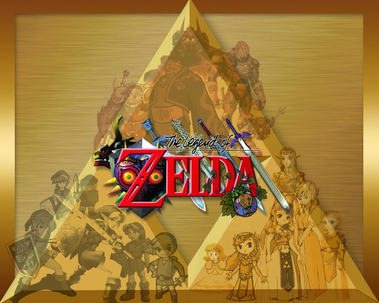 Музыка из The Legend Of Zelda